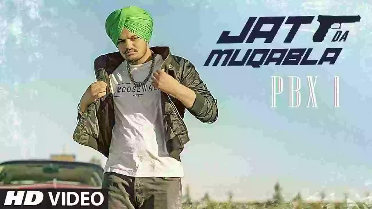 Jatt Da Muqabla Lyrics - Siddhu Moose Wala