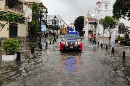 Banjir dan Longsor Terjang Semarang, 2 Korban Tewas