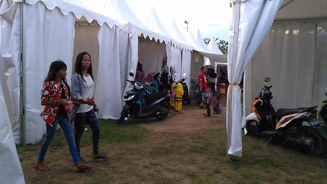 OKI Expo Mulai Dipadati Pengunjung