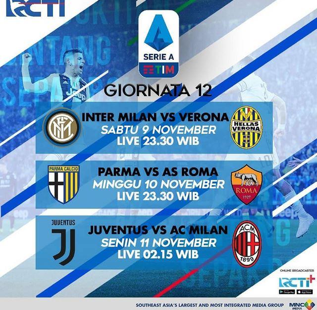 Liga Serie A- rcti