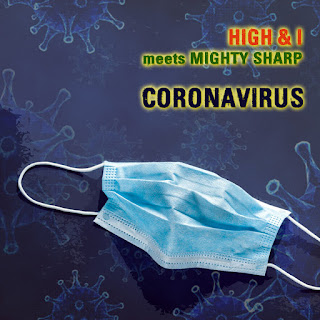 High & I meets Mighty Sharp - Coronavirus / Dubophonic 2021