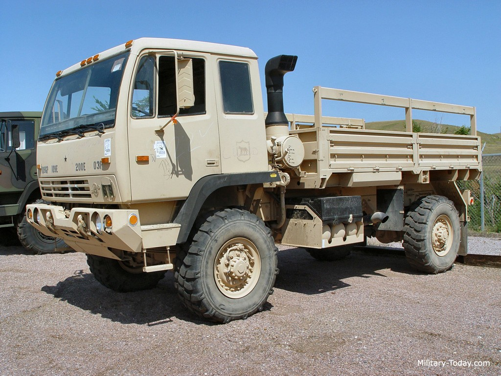 Blog de las Fuerzas de Defensa de la República Argentina: Camión ...