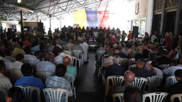 VENEZUELA: Gremios y sindicatos respaldan llamado a la calle este 16 de noviembre