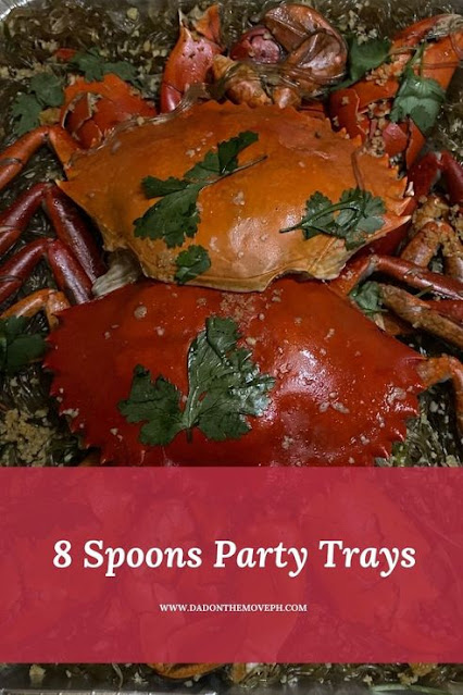 8 Spoons Party Trays review