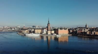 Stockholm Livre : L'Archipel des lärmes - Camilla Grebe