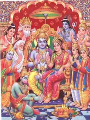 Rama Raksha Stotra Lyrics in English