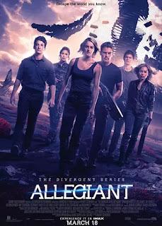 Film Divergent All Series Allegiant (2016) HDTS Full Movie