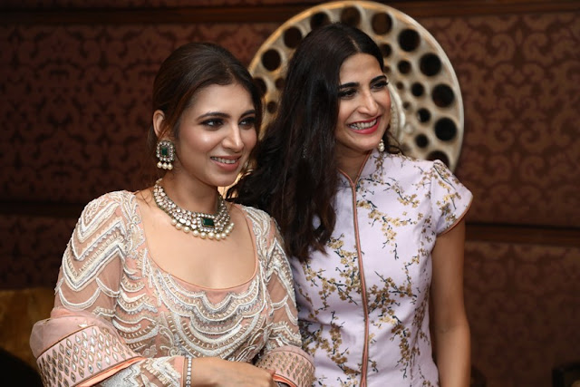 Actors Neha Mahajan and Aahana Kumra