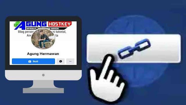 Cara Membuat Link Profil Akun Facebook Sendiri Dengan Mudah Lewat HP dan PC