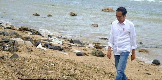 Syahganda: Belasungkawa Jokowi Tidak Dari Hati