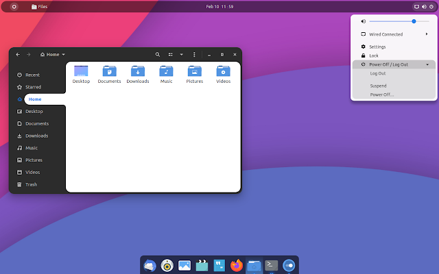 Orchis Is A Cool GTK / GNOME Theme With Rounded Elements