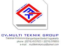 Lowongan Kerja Staff Draffter, Staff Engenering, Administrasi di CV. Multi Teknik Grup - Yogyakarta