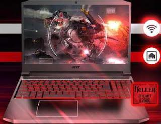 Acer Rilis Laptop Gaming Tertipis Predator Nitro 7