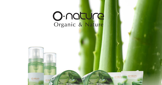 O.Nature Aloe Vera Fresh Soothing Gel