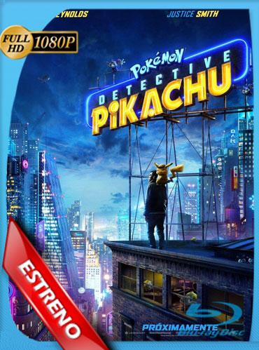 Pokémon: detective Pikachu (2019) HD 1080p Latino Dual [GoogleDrive] TeslavoHD