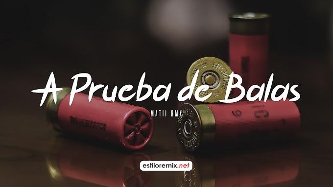 Lenny Tavarez - A Prueba de Balas ft. Jeeiph (Matii Rmx)