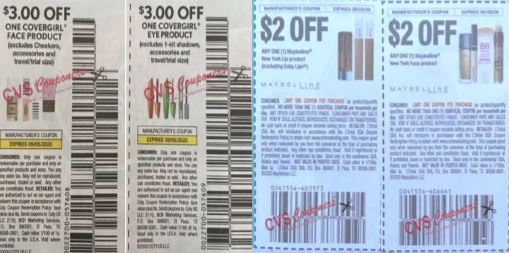 coupons to use for this cvs deal
