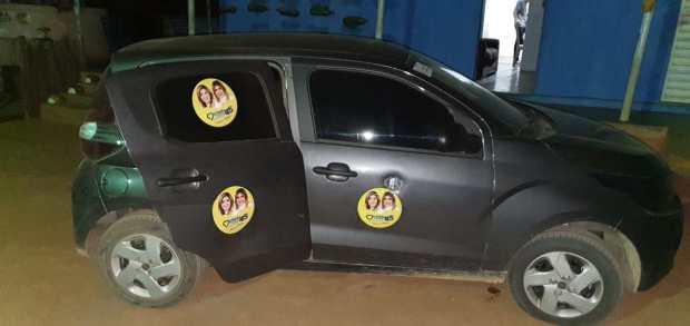 Vídeo: Carro da deputada e candidata a vice-prefeita Edna Henrique é alvejado a tiros em Monteiro; Veja