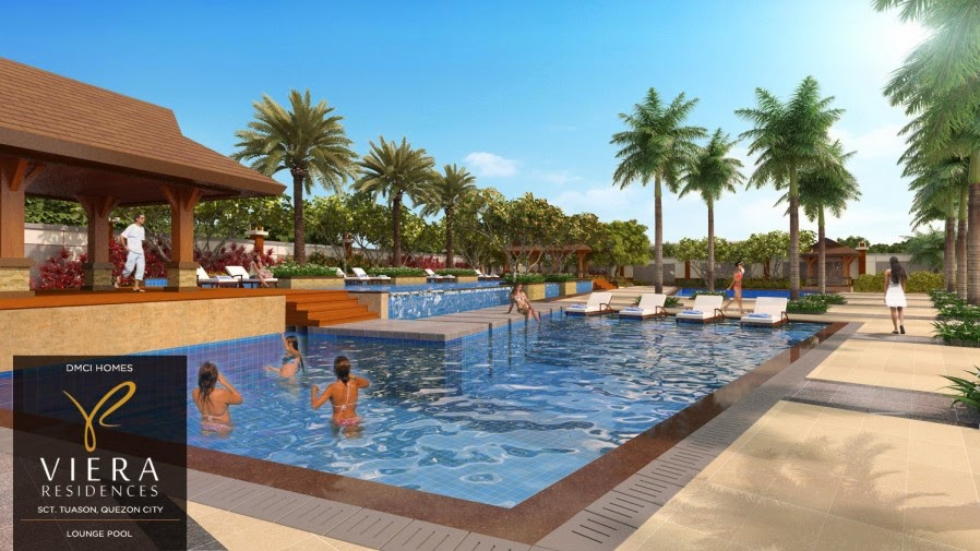 Viera Residences Lounge Pool