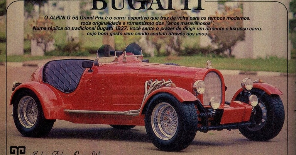 autos cl ssicos alpine g59 gran prix r plica bugatti type 35 b. Black Bedroom Furniture Sets. Home Design Ideas
