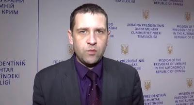 Порошенко звільнив свого представника в Криму Бабина