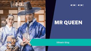 mr queen drakor sageuk kontroversial