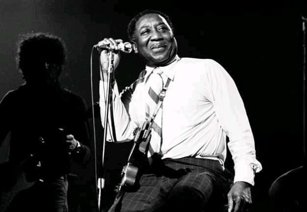 """Muddy Waters, """"Soon Forgotten""""-Live 1978"""