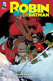 Robin and Goliath