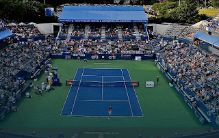 ATP World Tour 500 Citi Open Biss Key 31 July 2018