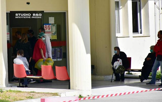 Αναστάτωση στο Νοσοκομείο Ναυπλίου από την επιδείνωση της υγείας ύποπτου περιστατικού