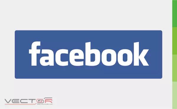 Facebook (2005) Logo - Download Vector File CDR (CorelDraw)