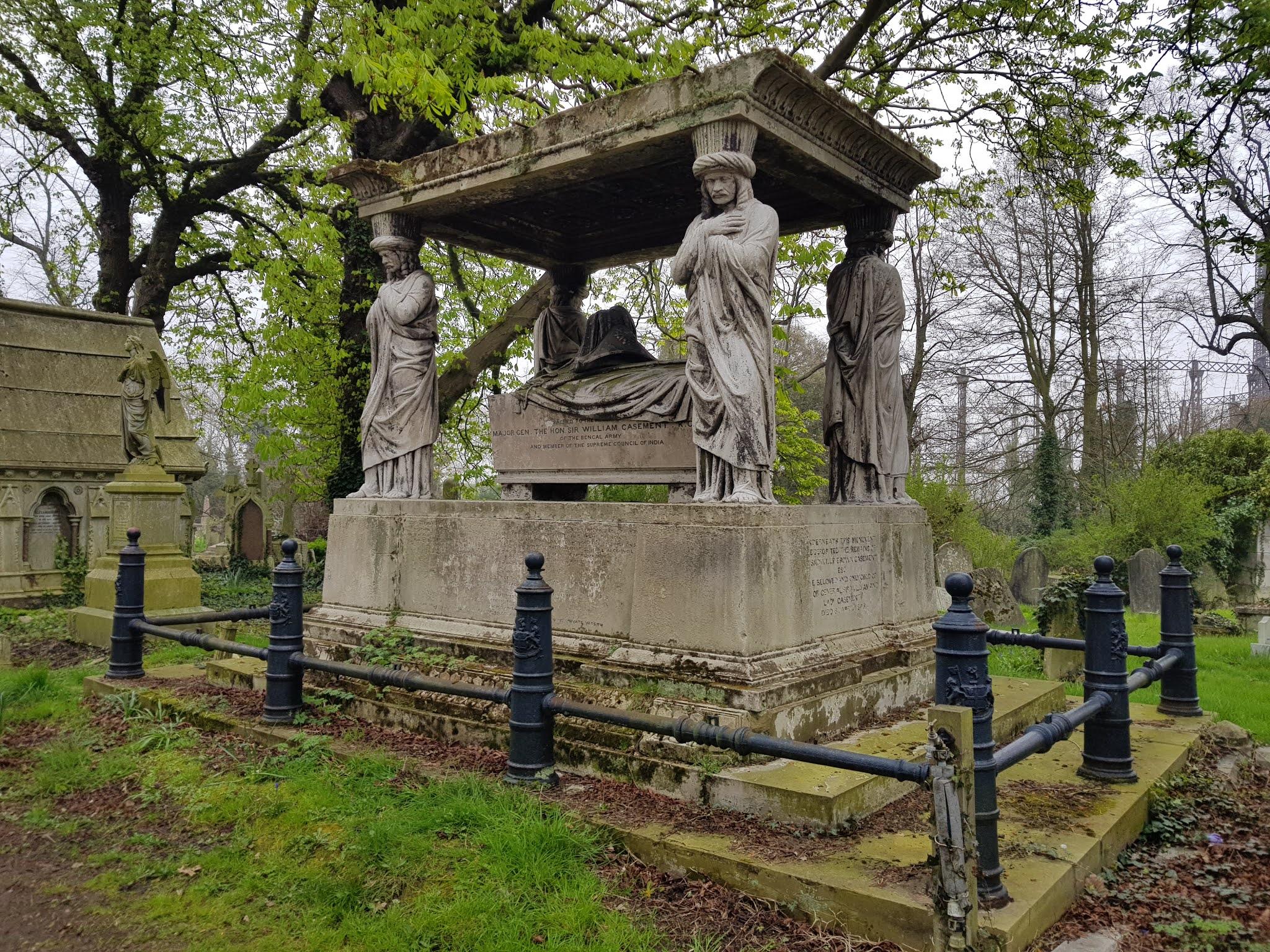 Kensal Green Cemetery (London, United Kingdom)