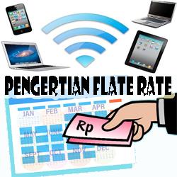 Pengertian Flat Rate