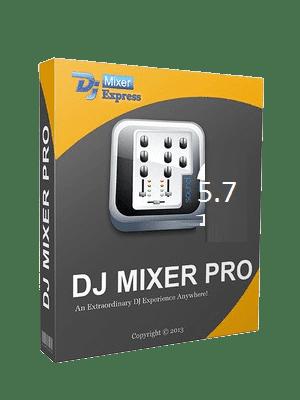 DJ Mixer Professional Box Imagen