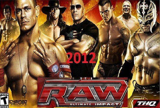WWE Raw Ultimate Impact 2012
