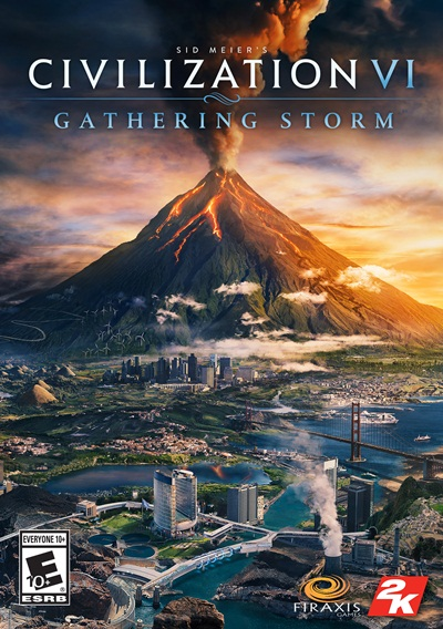 โหลดเกมส์ Sid Meier's Civilization VI: Gathering Storm