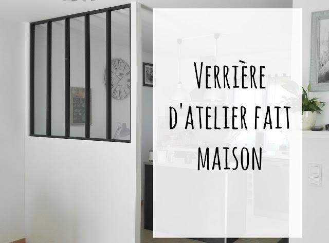 Tuto Pas Pas Fabriquer Une Verri Re D Int Rieur Cloison Truc Tricks