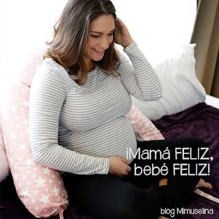 blog mimuselina emociones embarazo mama feliz bebé