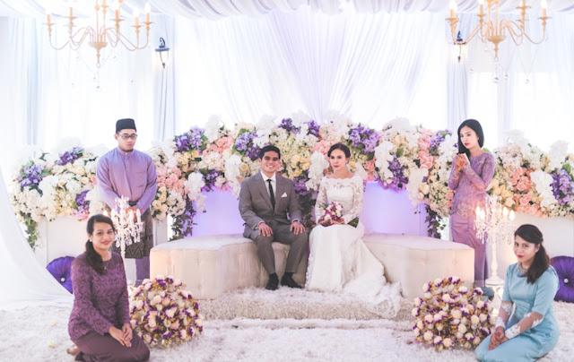 Pelamin wedding Malaysia