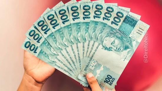 emprestimo consignado depositado conta salario impenhoravel