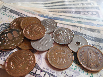 Currency - Japanese Yen