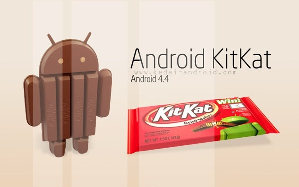 Seputar Android™ | Tips Trick Android  - Daftar Android Penerima OS Android KitKat Terbaru