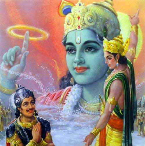 Lord Vishnu Form Worshipped To Overcome The Fear of Death