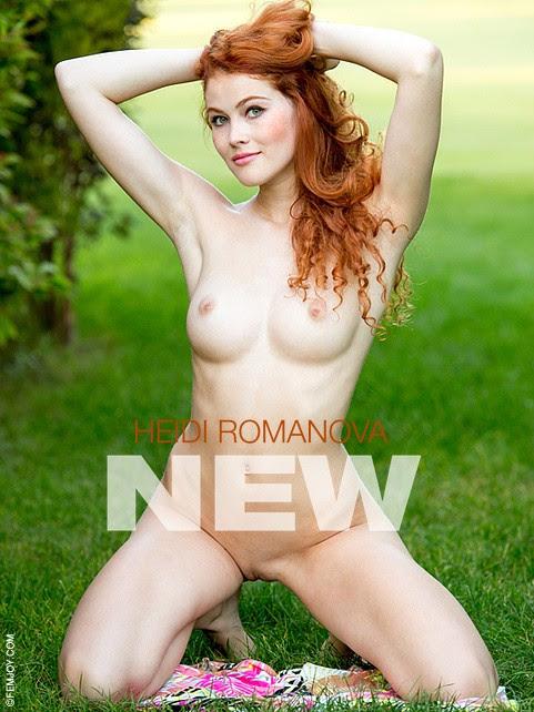 [FemJoy] Heidi Romanova - New