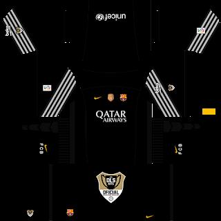 baju timnas kit jersey dls barcelona
