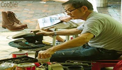 cobbler occupation