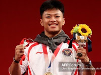 Indonesia at Tokyo Olympics 2020