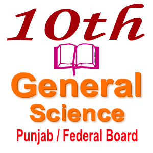 General Science Short Notes for 10th Class