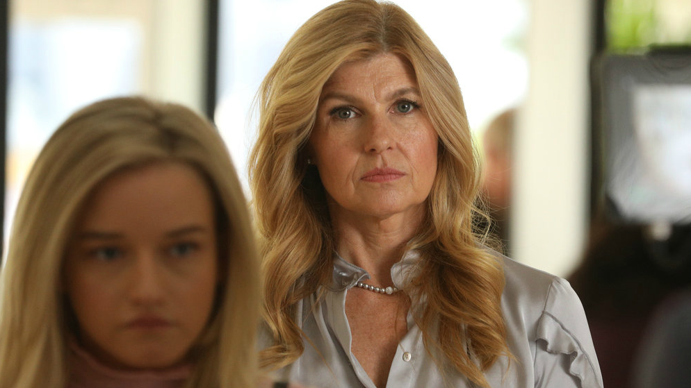 Dirty John Debra Newell Connie Britton Terra Newell Julia Garner Bravo