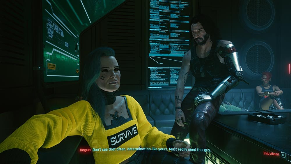 Cyberpunk 2077 Review Keanu Reevs